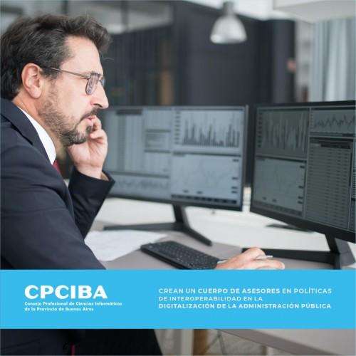 Crean un cuerpo de asesores en políticas de interoperabilidad en la digitalización de la administración pública
