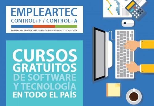 Lanzamiento Cursos 2016 de EMPLEARTEC