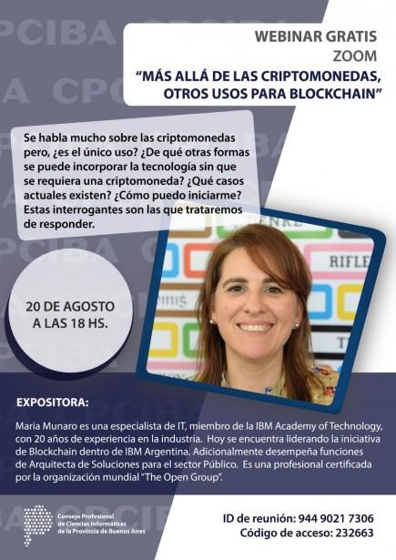 Más allá de las criptomonedas, otros usos para blockchain