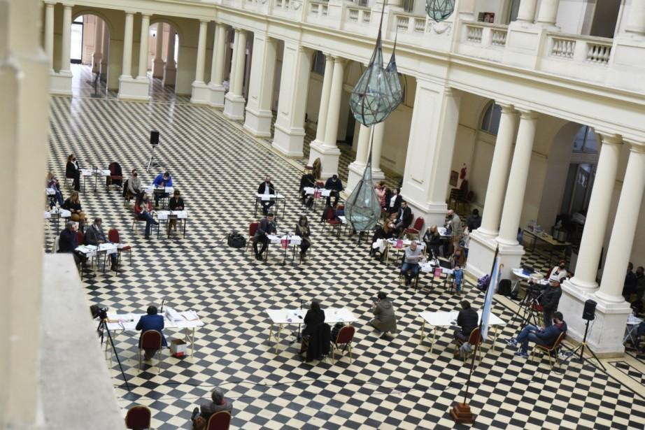 Declaran de Interés Municipal, Social y Cultural la iniciativa de CPCIBA que alienta a donar plasma a matriculados