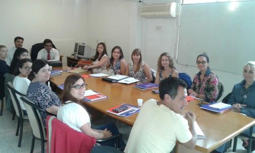 Comenzó el curso de Capacitación en Práctica Procesal - Peritos - La Plata