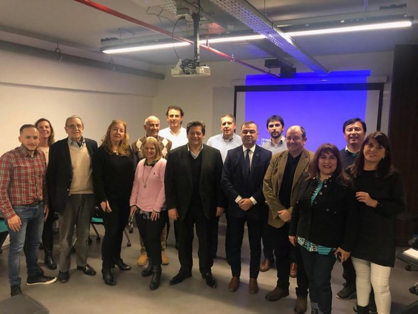Se creó el Clúster de Entidades Profesionales Argentinas de Tecnologías de Información y del Conocimiento (Cepatic)